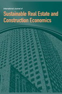 International Journal of Sustainable Real Estate and Construction Economics - Political Science Conferences 2020