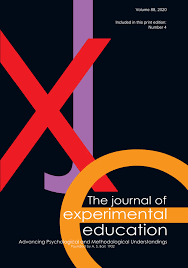 The Journal of Experimental Education